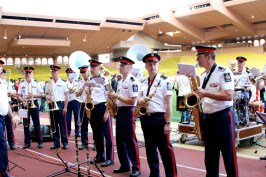The Band of Carabiniers of the Prince