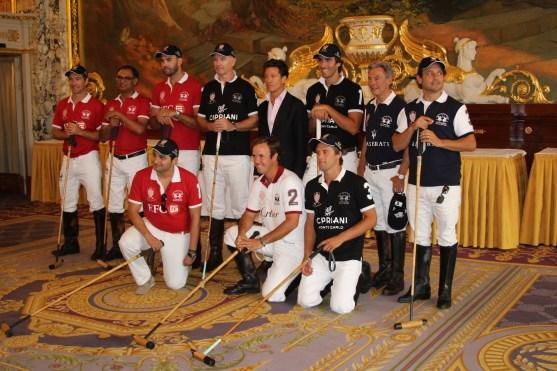 The teams at the Hotel de Paris @CelinaLafuenteDeLavotha