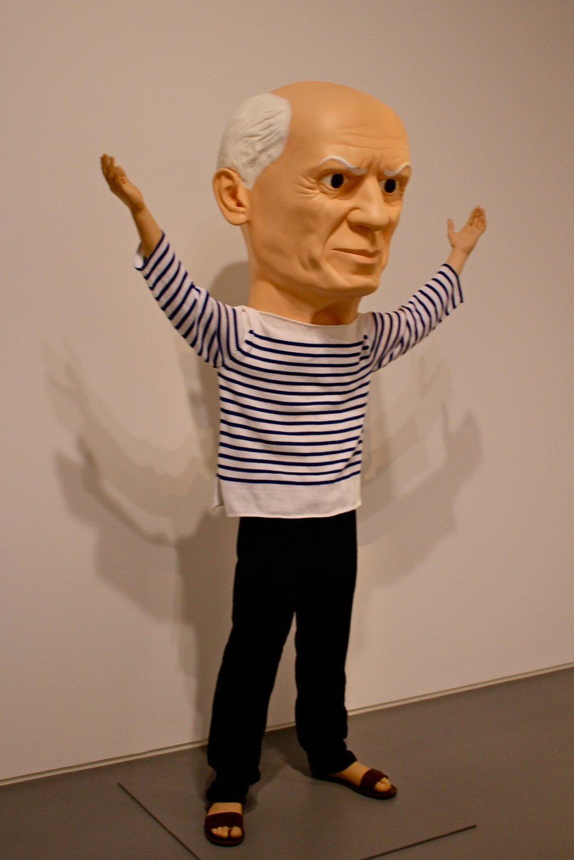 Untitled (1998) by Maurizio Cattelan