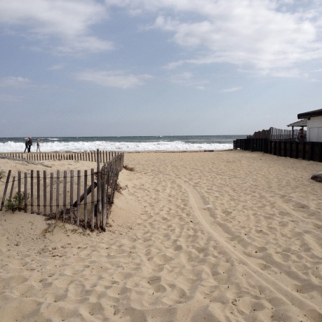 The deserted beach @celinaLafuenteDeLavotha