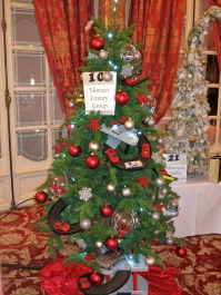 """Tree No.10 Monaco Luxury Group """"Return to Childhood"""" and under the tree 2 Ferrari Factory tours for 2 people each"""