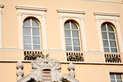 The closed windows of the Palace @CelinaLafuenteDeLavotha