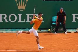 Novak Djokovic Apr 17, 2015 @CelinaLafuenteDeLavotha
