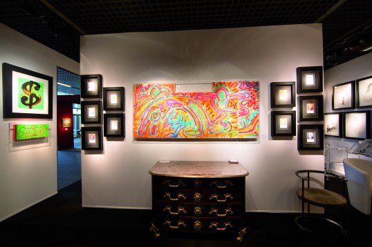 Adriano Ribolzi Art Gallery, Monte-Carlo @Nicolas Gavet, 2015