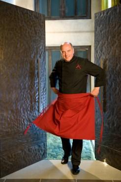 Chef Michel Kayser at Restaurant Alexandre @Alexandre