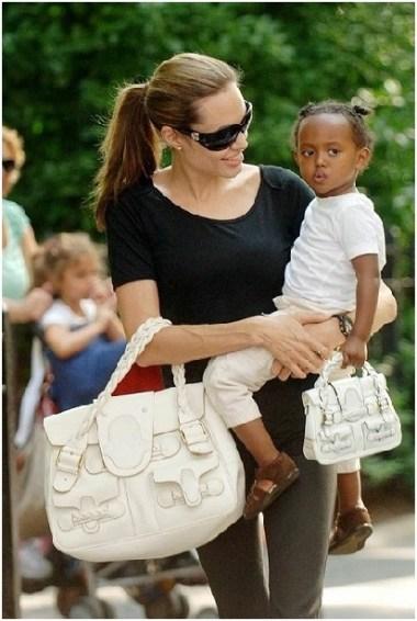 Photo of Angelina and Zara