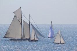 Sailing big and small during MCW @CelinaLafuenteDELavotha