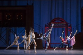 Scene from Nutcracker Company 2015@Alice Blangero