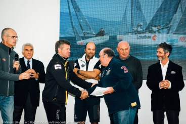 Melges 20s Monaco Sports Boat Winter Series 2016@Marina Semanova
