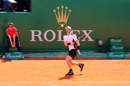 Andy Murray during Quarterfinals MCRM 2016b @CelinaLafuenteDeLavotha