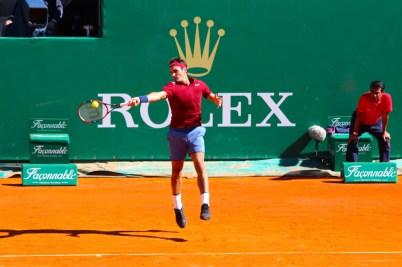Roger Federer is back! @CelinaLafuenteDeLavotha
