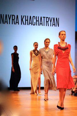 Nayra Khachatryan MCFW 2016 @CelinaLafuenteDeLavotha