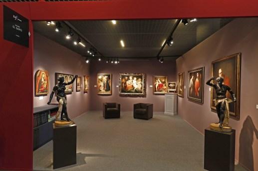 Galerie G. Sarti, Paris, France at EAF Monaco @EAF Monaco 2016