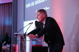 Dr. Bruno Taillan, Vice President of Fight Aids Monaco @ FAM 2016