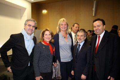 Marc Oberon of Lecode, Rina Spence Honorary Consul of Monaco in Boston