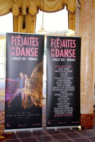 Official posters for the F(e)aites de la Danse extravaganza @CelinaLafuentedeLavotha