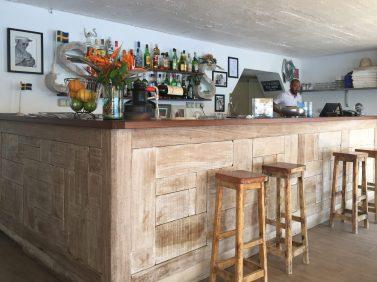 The Bar at Les Salins @CelinaLafuentedeLavotha