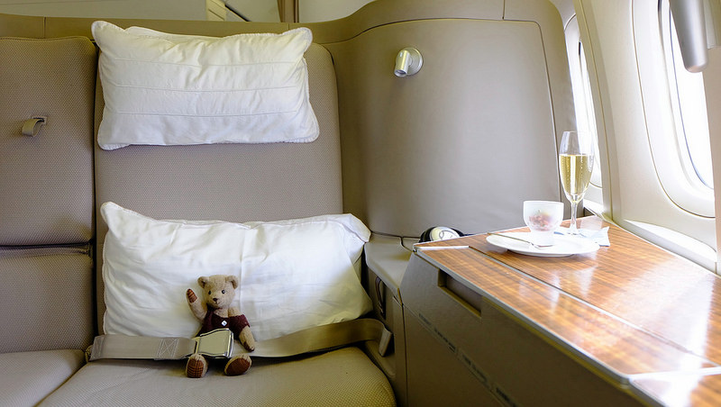 How to Fly Business Class for Cheap
