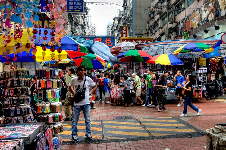 Hong kong 1 day Layover Itinerary