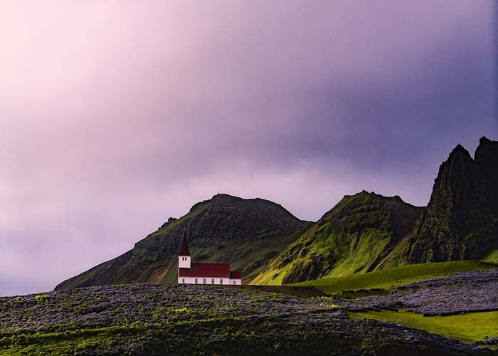 Iceland off the beaten path