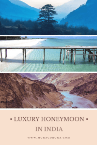 LUXURY HONEYMOON •