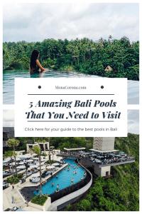 Traveling to Bali soon? Click here to see the top pool and beach clubs in Bali, Indonesia   MonaCorona.com   Things to do in Bali   Bali Bucket List   #Bali #thingstodoin #hotels #beaches #travel #wanderlust #bucketlist #vacation #honeymoon #ubud #seminyak #itinerary #uluwatu #instagram #canggu #indonesia #tips #beachclub #infinitypool #villa #resorts #restaurants #holiday