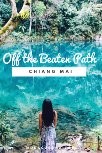 Click this pin to go off the beaten path in Chiang Mai, Thailand with your own personal Thailand tour guide. Learn all about unique day trips from Chiang Mai, and where to stay in Chiang Mai for ultimate luxury | MonaCorona.com | @takemetour | #travel #chiangmai #thailand #hotels #thingstodo #traveltips #travelguide #itinerary