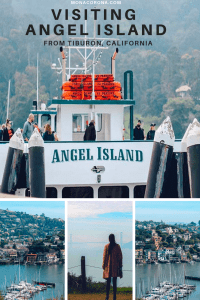 Click here to read all about taking the ferry to Angel Island from Tiburon, California. In this guide you will also discover the best Tiburon restaurants, hikes, and the best Tiburon hotel when visiting this Marin County town in the Bay Area of Northern California. | MonaCorona.com | #tiburon #marincounty #sanfrancisco #angelisland #goldengatebridge #travel #thingstodo #traveltips #itinerary #california #bayarea #usa #northamerica #northerncalifornia #norcal #travelguide #belvedere #sponsored