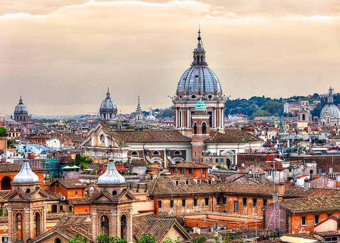 Rome itinerary 2 days