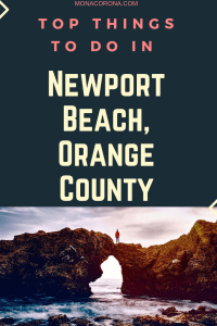 Click here to read all about the top things to do in Newport Beach, California. In this Newport Beach travel guide you will also find where to stay in Newport Beach, and where to eat at the best restaurants in Newport Beach, Orange County, California, USA. | #monacorona #monacoronadotcom #newportbeach #travel #newportbeachtravel #orangecounty #tips #thingstodo #restaurants #hotels