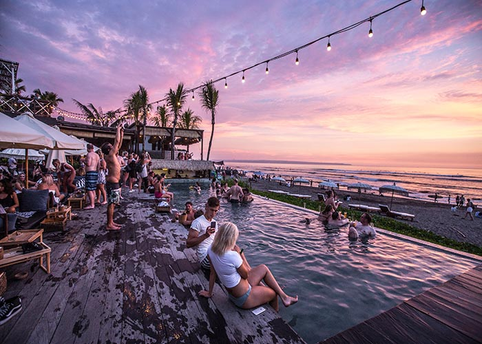 Canggu Beach club