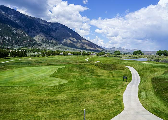 Carson Valley Nevada golf courses