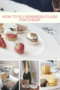Looking for cheap business class flights? This easy, step-by-step travel guide will show you how. Learn my method to luxury travel hack your way to the most affordable international business class flights & airfares. Perfect for a honeymoon, vacation, or business trip. Flying business has never been easier or cheaper and with this travel tip, you can find flight fares from the U.S. to Asia for the same price as economy! Click to learn more. | #businessclass #traveltips #travelhacks #travelinspo