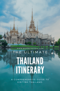 The ultimate 10 day Thailand Itinerary. This flexible Thailand travel guide will show you the best of Thailand in as little as 7 days - 2 weeks. See the highlights of Phuket, Chiang Mai, Koh Samui, & Koh Phi Phi Islands. Learn all about where to stay in Thailands / the best affordable luxury hotels in Thailand, where to eat in Thailand / the best restaurants in Thailand, where to see Thailand elephants, where to take a Thai cooking class & more. #thailand #chiangmai #phiphi #phuket #kohsamui