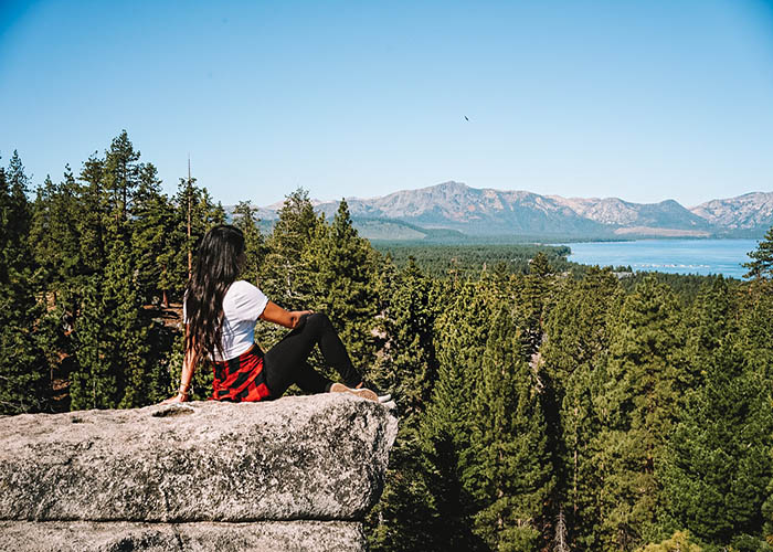 best photo spots lake tahoe