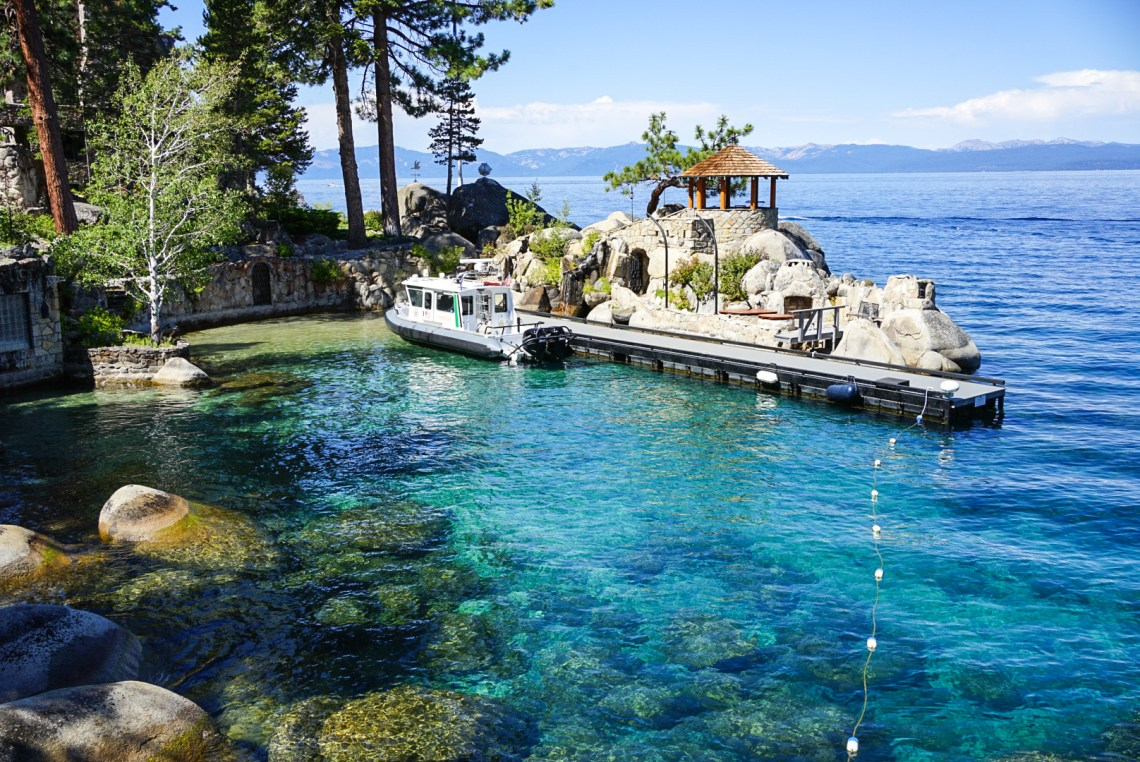 north lake tahoe itinerary