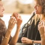 Grubers Monaco - people enjoying fast food