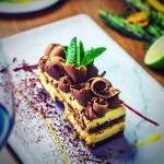 Caffé Milano Italian dessert