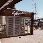 Caffé Milano italian restaurant in monaco - exterior entrance