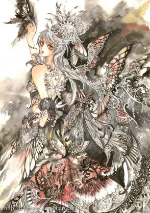 Silver_Butterfly_by_laverinne