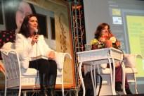 Com Miriam Leitão na Flipoços 2013