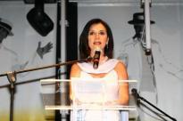 Mona Dorf no Prêmio ASCISC