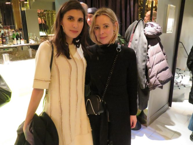 Dagmar Kristina och Mona Doust