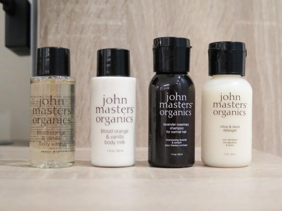John Masters Travel Set
