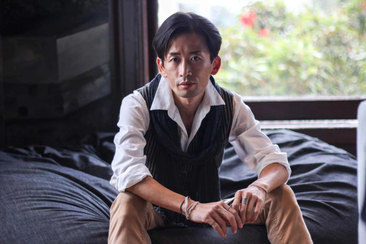 Portrait of Tak