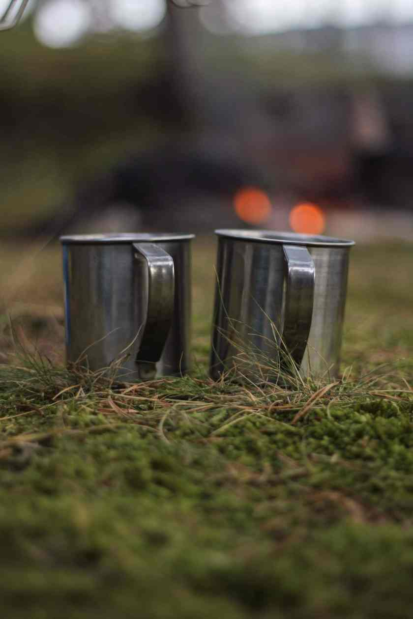 Camping cups