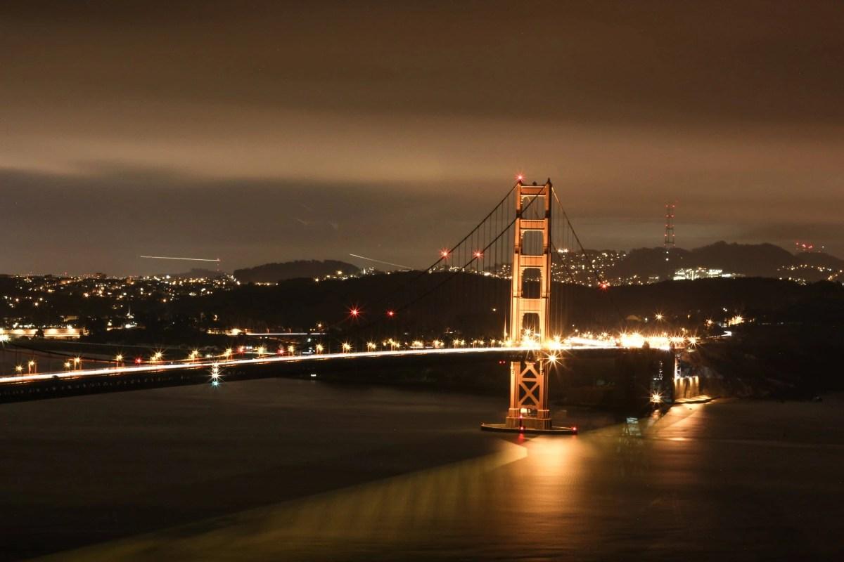 San Francisco x Golden Gate Bridge