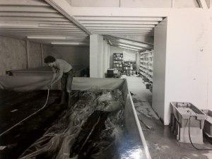 Jason working in tanks 1985 (1)