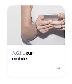agil sur mobile