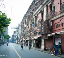 A side street off the Nanjing Lu